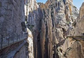 Caminito del Rey: Restaurato a Malaga il sentiero più pericoloso al mondo!