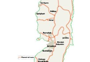 Israele, ferrovia in Cisgiordania: nuove frontiere del colonialismo