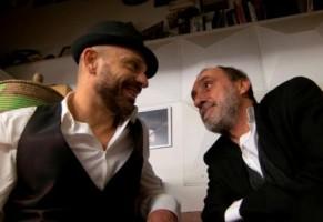 Raiz & Fausto Mesolella in Dago Red, oggi al Maschio Angioino