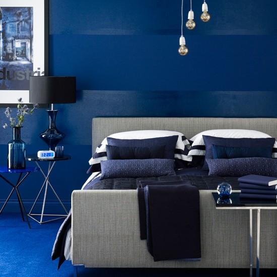 camera da letto: il colore ideale è il blu - Colore Ideale Camera Da Letto