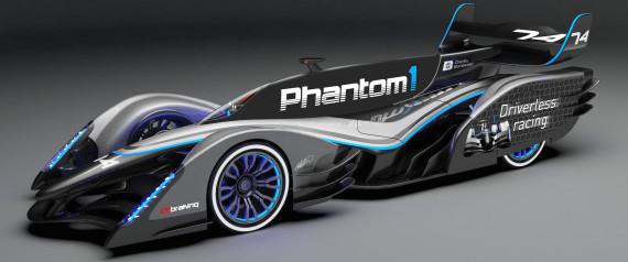 Young Phantom 1 La Prima Auto Da Corsa Telecomandata