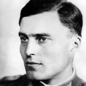 Il Colonnello Claus Schenk von Stauffenberg