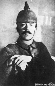 Hitler nel 1914