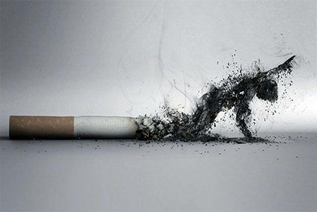 La salute ha smesso di fumare
