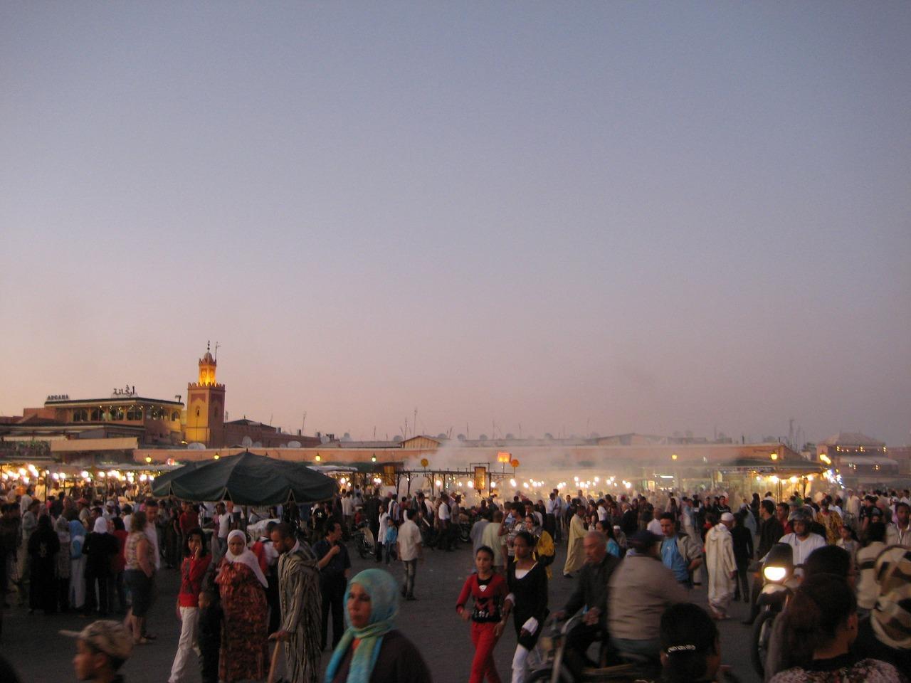 Le Migliori Destinazioni Del Mondo Del 2015 Marrakech In Marocco 1  #9D672E 1280 960 Classifica Delle Migliori Cucine Del Mondo
