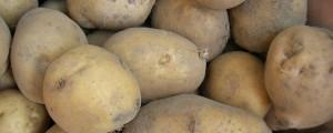 patate sbucciare