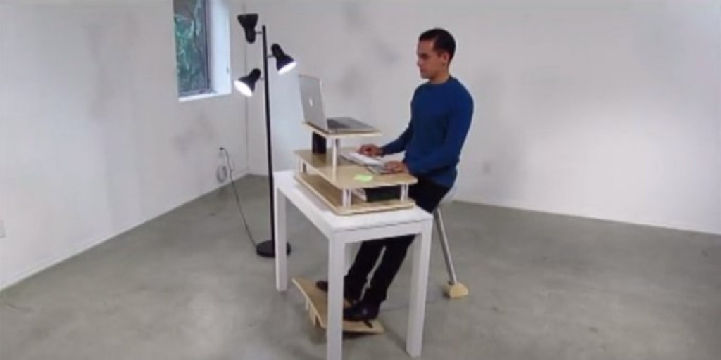 Archivio - Ecco la prima sedia che evita il mal di schiena..