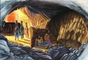 Miti platonici: il Mito della Caverna