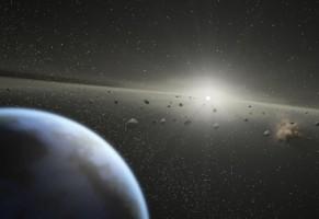 Collisione sfiorata. Asteroide please, go back!