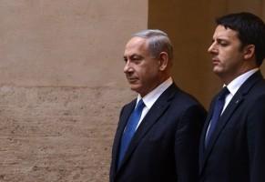 Renzi e Netanyahu: sostegno all'orrore?